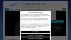 www.waldorfschule-goeppingen.de Vorschau, Freie Waldorfschule Göppingen