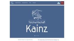 www.waldviertelfisch.at Vorschau, Teichwirtschaft Kainz
