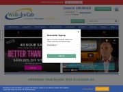 Walk-In Lab, LLC coupon code
