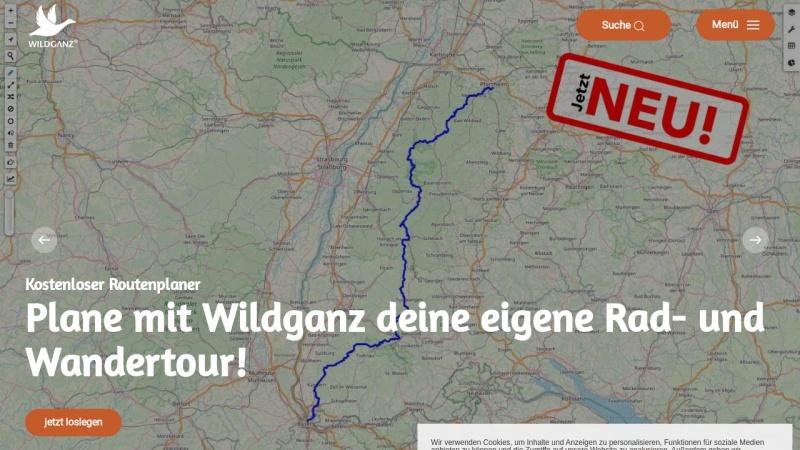 www.wanderkompass.de Vorschau, wanderkompass.de - Das Portal für Wanderer