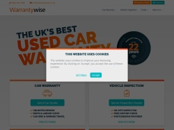 warrantywise.co.uk Promo Codes