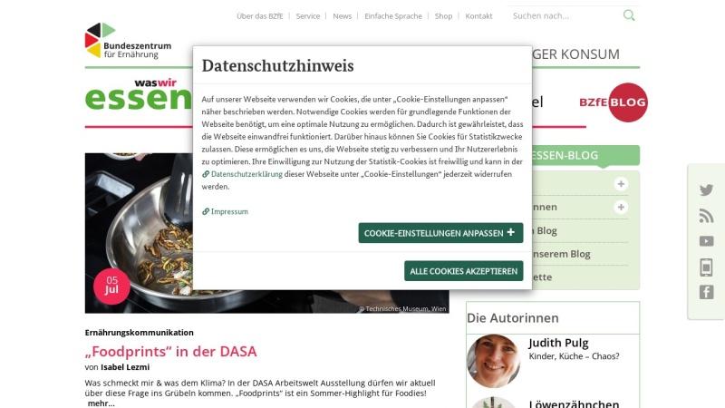 www.was-wir-essen.de Vorschau, was-wir-essen.de