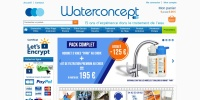 Code promo WaterConcept et bon de réduction WaterConcept