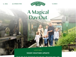 Watercress Line Promo Codes 2019