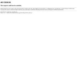 WaterOutfitters.com screenshot