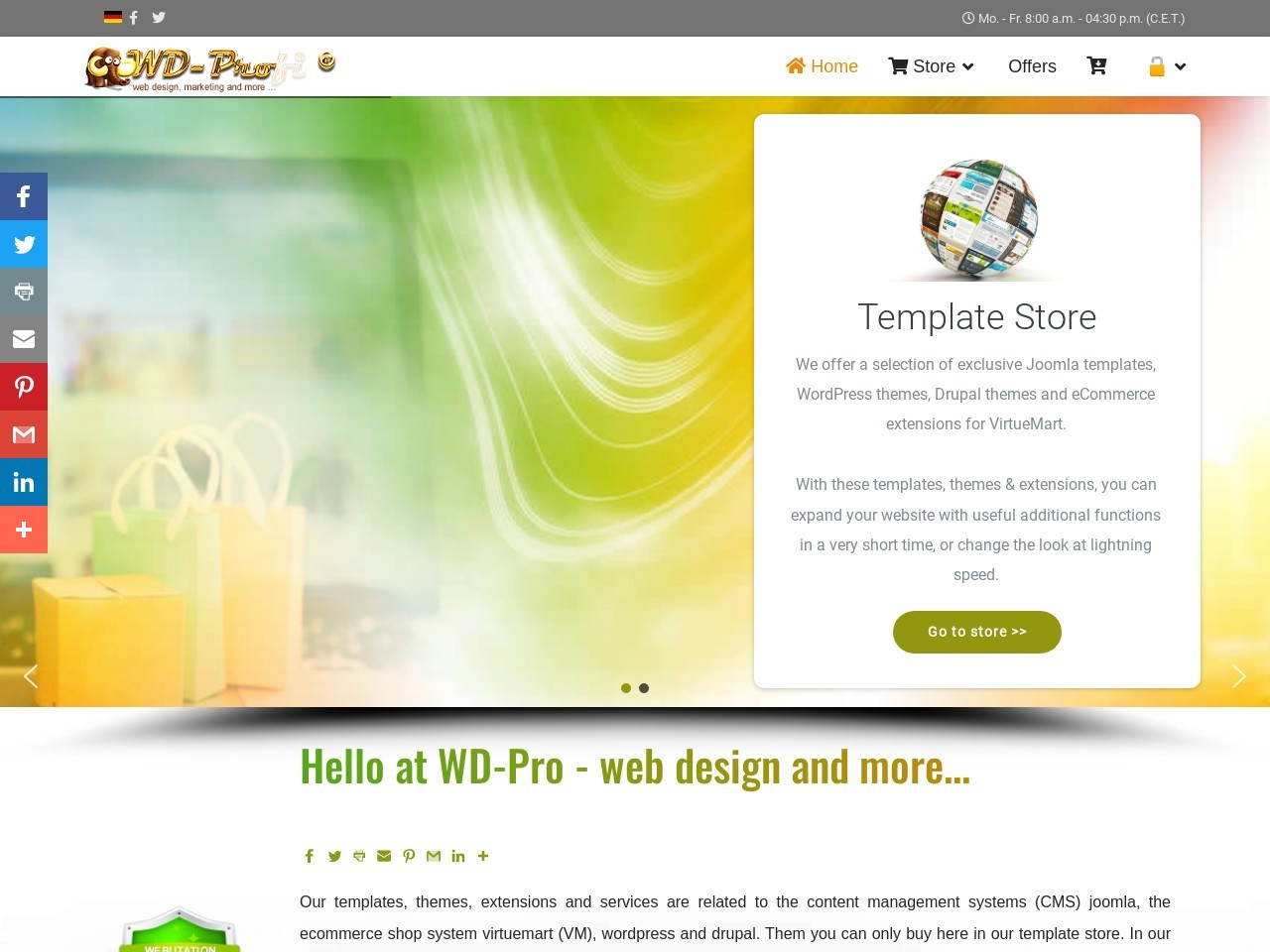 Exclusive Joomla! template – Erotical v2 Coupon Code