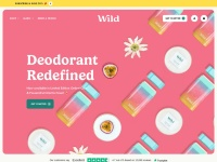 Wild Natural Deodorant Fast Coupon & Promo Codes