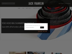 Wearjack.com screenshot