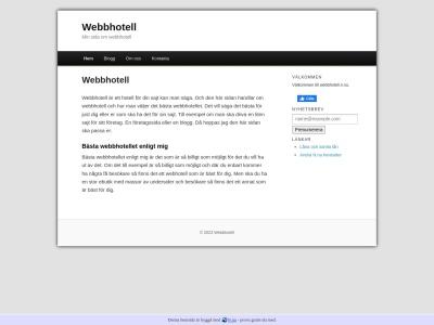 www.webbhotell.n.nu