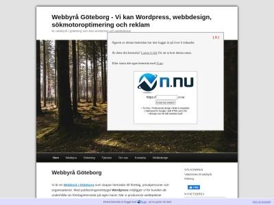www.webbyragoteborg.n.nu