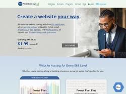 Web Hosting Pad screenshot