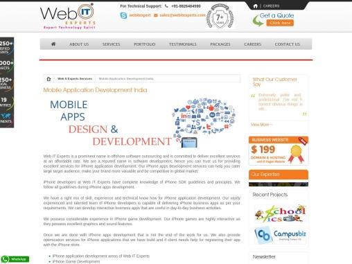 Mobile App Development Company in Noida