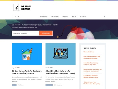 Free Web Resources – Web Resources Depot