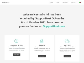 screenshot webservicestudio.it