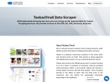 TaobaoTmall Data Scraper | Extract Taobao/Tmall Product Price Data
