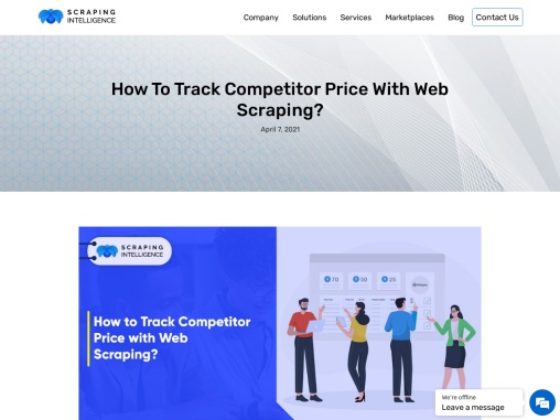 How to Track Competitors Price with Web Scraping