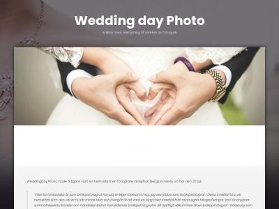 weddingdayphoto.se