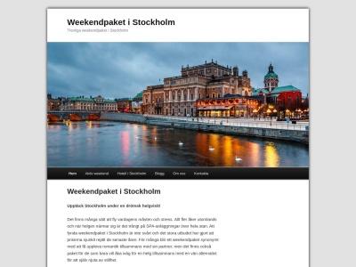 weekendpaketistockholm.n.nu