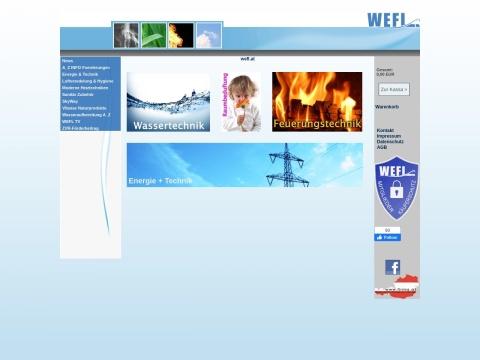 WEFL  Wasser-, Energie-, Feuer- & Luftoptimierung
