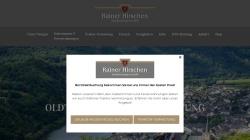 www.weingut-hirschen.de Vorschau, Ferienweingut Hirschen