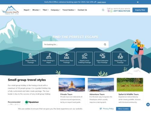 Nepal Trekking Company