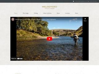 Screenshot for welgemoedlodge.co.za