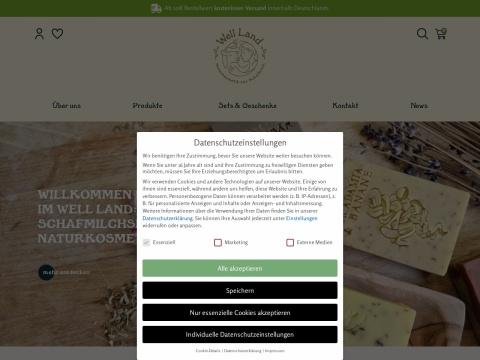 Well-Land Naturseifen