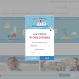 FREE delivery with orders over £60 at Frugi