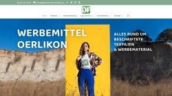 www.werbemittel-oerlikon.ch Vorschau, Werbemittel-Oerlikon/Green Fara GmbH