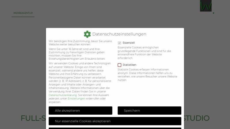 www.werbestudio-hild.de Vorschau, Werbestudio Hild