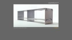 www.werkform.de Vorschau, Werkform - Dipl.-Des. Jan-Marc Kutscher