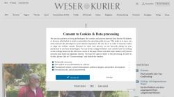 www.weser-kurier.de Vorschau, Weser Kurier