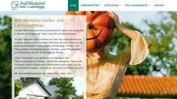 www.westphal-galabau.de Vorschau, Rolf Westphal Garten- und Landschaftsbau GmbH & Co. KG