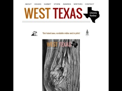 West Texas Review