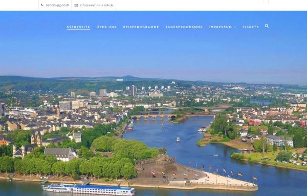Vorschau von www.weyh-touristik.de, Weyh Touristik