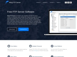 Wing Ftp Software