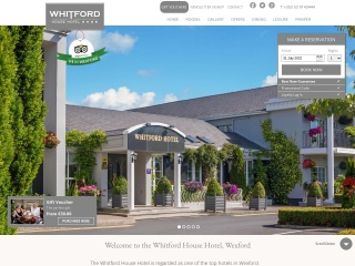 Screenshot for whitford.ie
