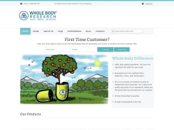 Whole Body Research Coupon Codes
