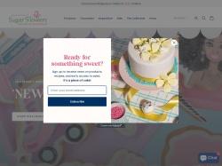 Wholesale Sugar Flowers
