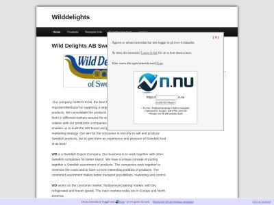 www.wilddelights.se