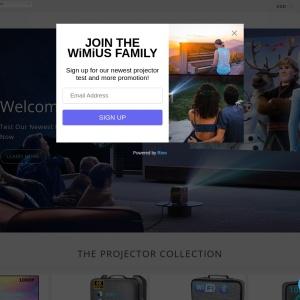 Wimius Official Shop |Wimius Projector Online