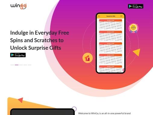 winga app   Innovative Advertising Platform in hyd