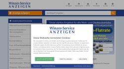 www.winzer-service.de Vorschau, Winzer-Service Dienstleistungsagentur