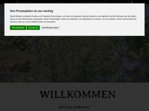 Bioweingut Landauer-Gisperg, Winzerhof