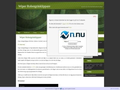 www.wiper-robotgrasklippare.se