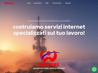 screenshot wiremax.it