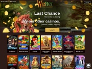 WizBet Casino No deposit Coupon Bonus Code
