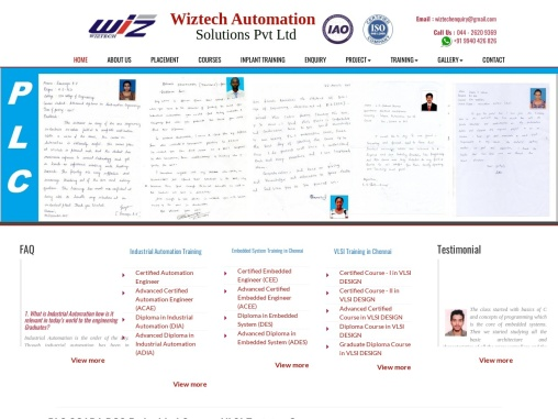 wiztech automations in anna nagar