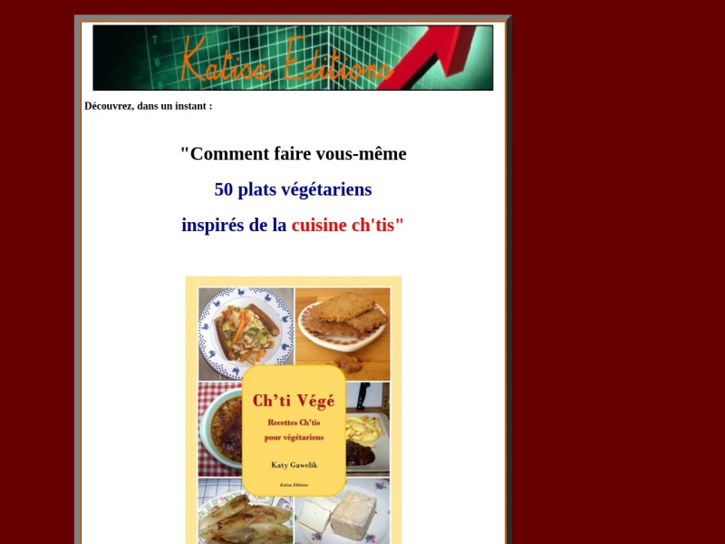 ch'ti vege : recettes ch'tis pour vegetariens