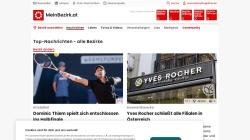 www.woche.at Vorschau, Woche online